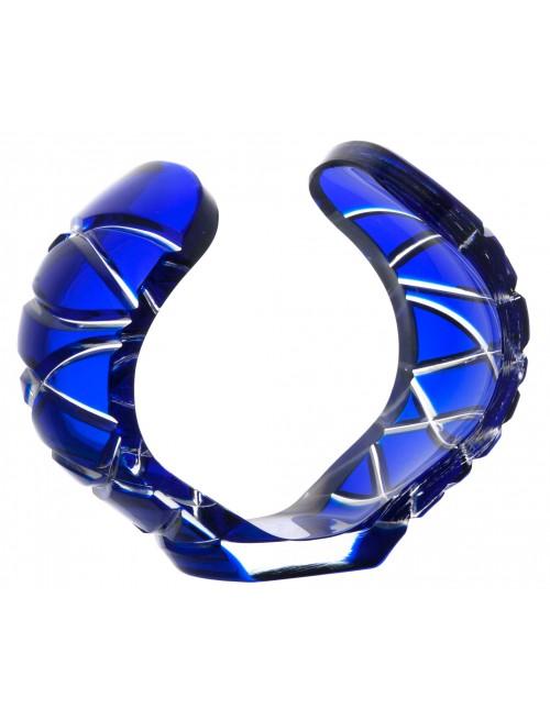 Svícen Orion, barva modrá, výška 165 mm