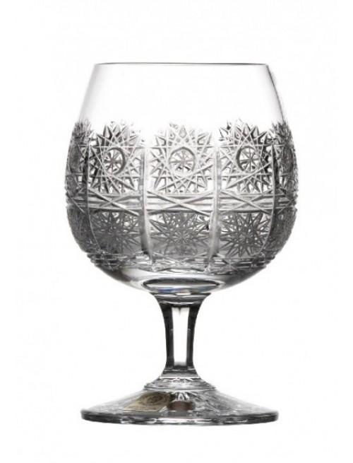 Sklenička Richmond brandy, barva čirý křišťál, objem 250 ml