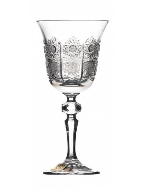 Sklenice na víno Laura, barva čirý křišťál, objem 170 ml