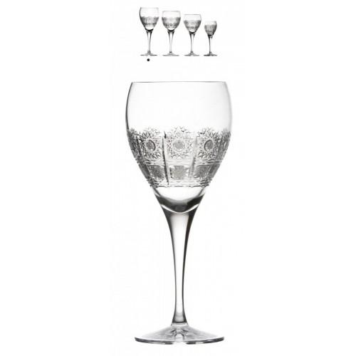 Sklenice na víno Fiona, barva čirý křišťál, objem 420 ml