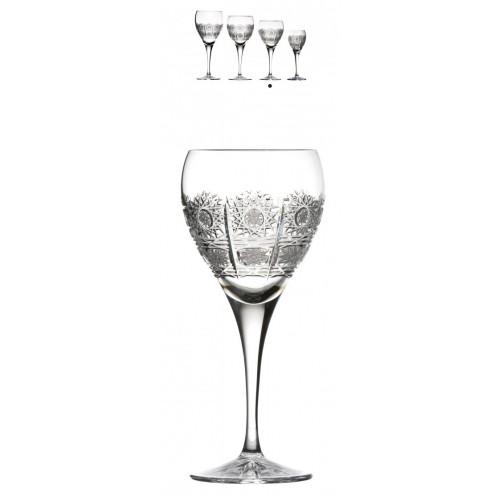 Sklenice na víno Fiona, barva čirý křišťál, objem 270 ml