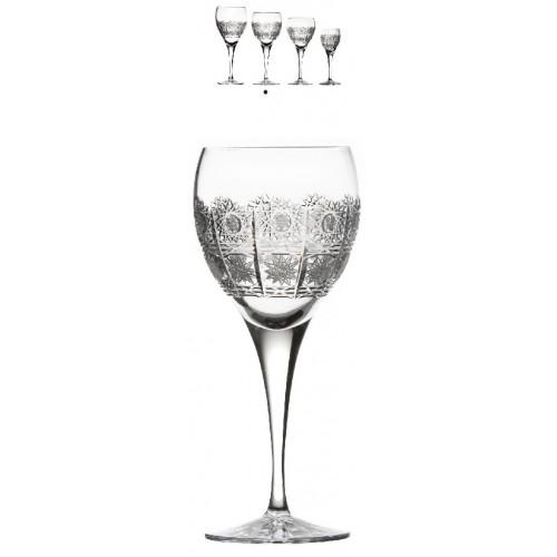 Sklenice na víno Fiona 500PK, barva čirý křišťál, objem 340 ml