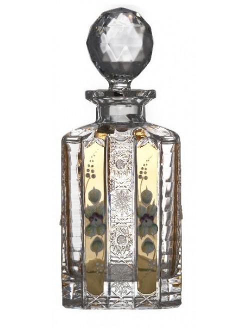 Láhev 500K Zlato, barva čirý křišťál, objem 800 ml