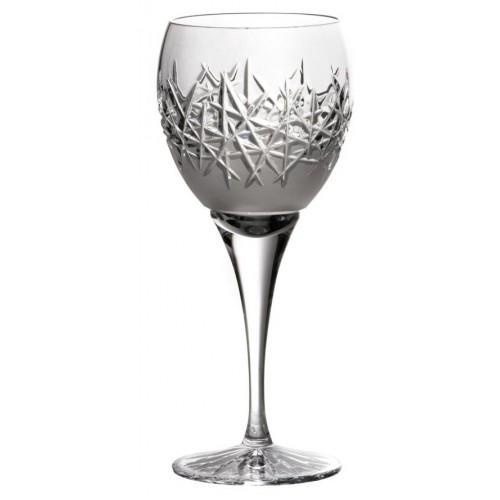 Sklenice na víno Hoarfrost, barva čirý křišťál, objem 270 ml