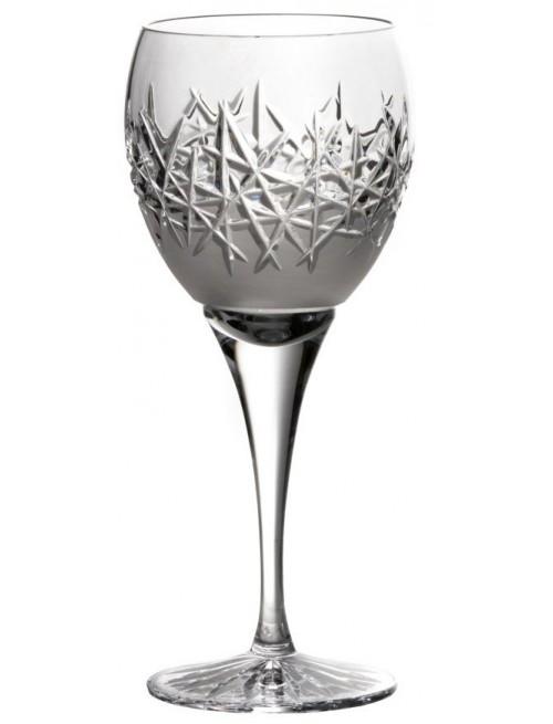 Sklenice na víno Fiona Hoarfrost, barva čirý křišťál, objem 340 ml