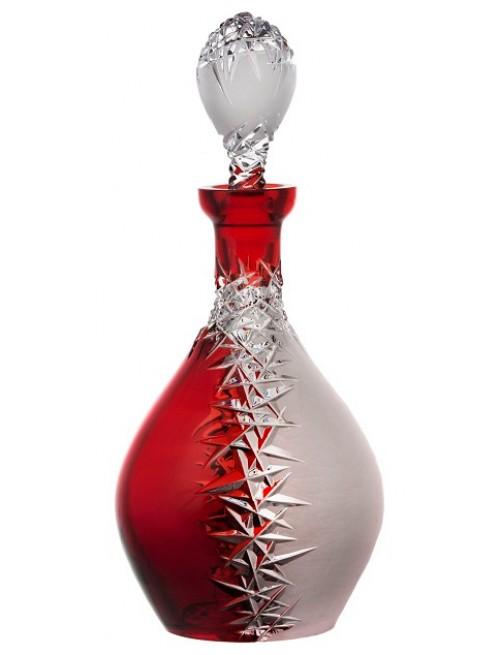 Láhev Frozen, barva rubín, objem 1250 ml