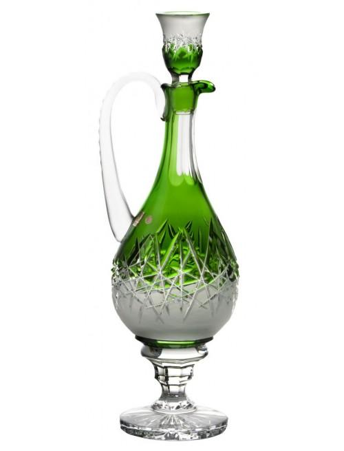 Karafa Hoarfrost, barva zelená, objem 1500 ml