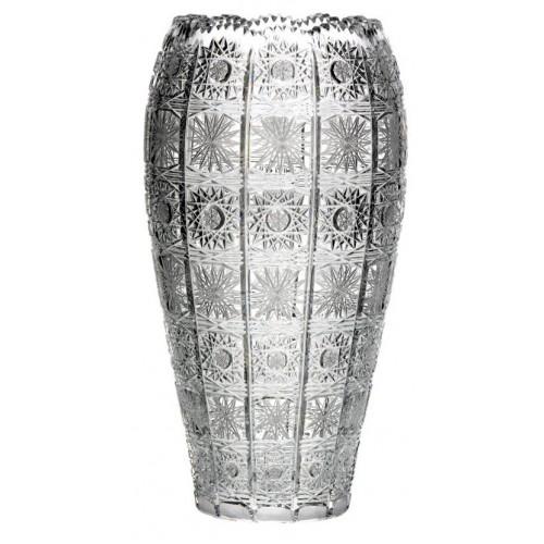 Váza 500PK, barva čirý křišťál, výška 310 mm