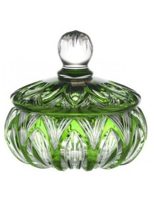 Dóza Lotos, barva zelená, výška 165 mm