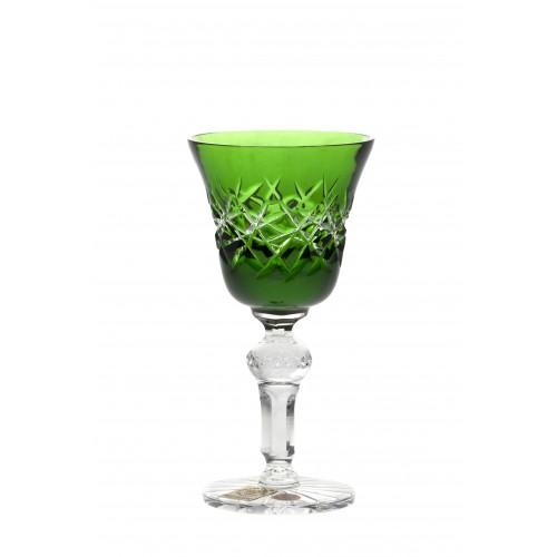 Sklenice Hoarfrost, barva zelená, objem 50 ml