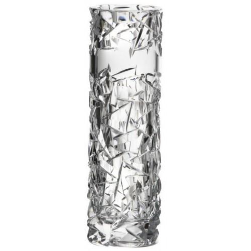 Váza Floe, barva čirý křišťál, výška 205 mm