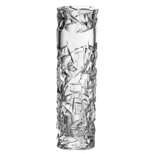 Váza Floe, barva čirý křišťál, výška 230 mm