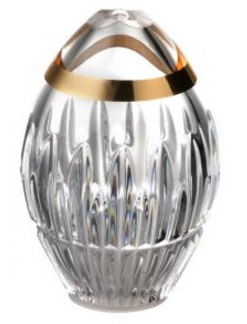 Pepřenka Thorn zlato, barva čirý křišťál, velikost 80 mm