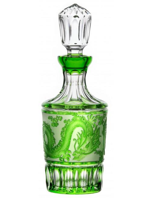 Láhev Drak, barva zelená, objem 600 ml