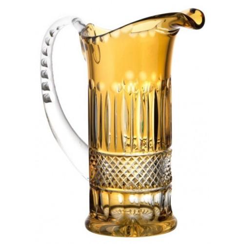 Džbán Tomy, barva amber, objem 1200 ml