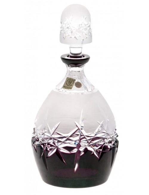 Láhev Hoarfrost, barva fialová, objem 700 ml
