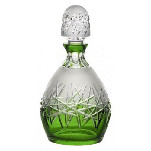 Láhev  Hoarfrost, barva zelená, objem 700 ml