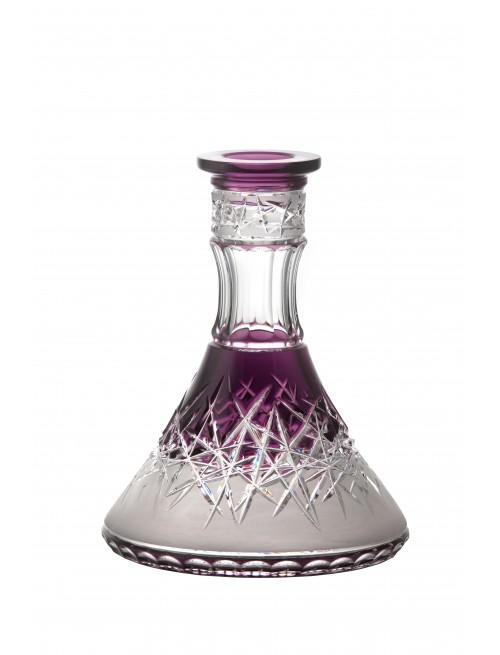 Vodní dýmka Hoarfrost, barva fialová, objem 241 ml