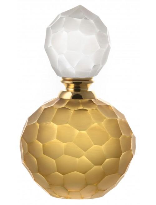 Flakon Kuličky podjímané, barva amber, objem 100 ml