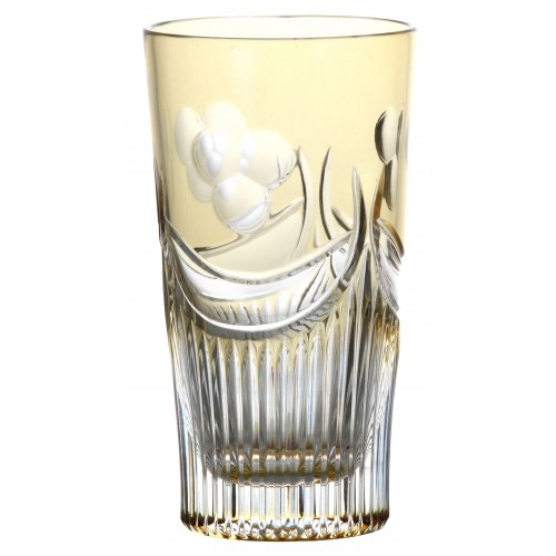 Sklenička Diadem, barva amber, objem 320 ml