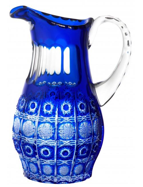 Džbán Paula, barva modrá, objem 1300 ml
