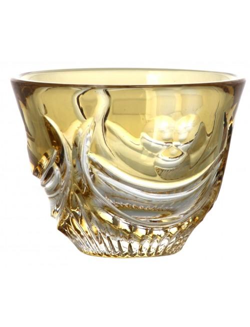 Likérka Diadem, barva amber, objem 65 ml
