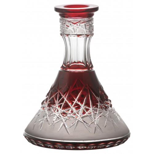 Vodní dýmka Hoarfrost, barva rubín, objem 241 ml