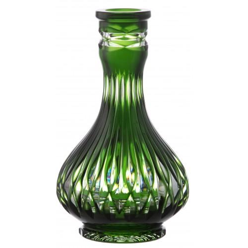Vodní dýmka Queen, barva zelená, velikost 265 mm
