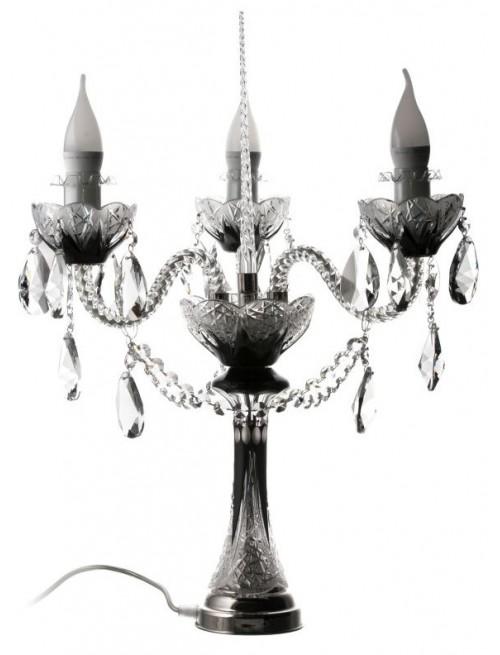 Lampa Flowerbud S3 C, barva černá, výška 310 mm