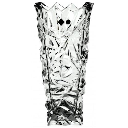 Váza Glacier, barva čirý kříšťál, výška 305 mm