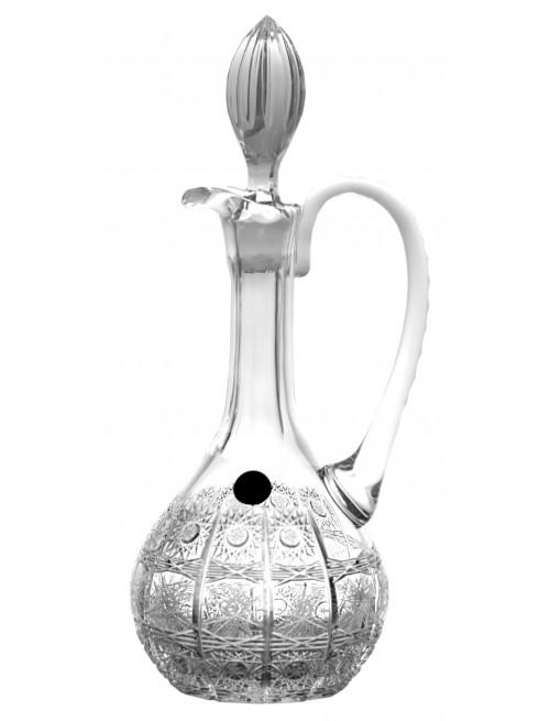 Karafa 500PK, barva čirý křištál, objem 850 ml