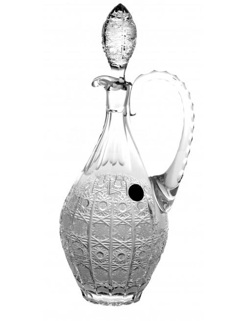 Karafa 500PK, barva čirý křišťál, objem 850 ml