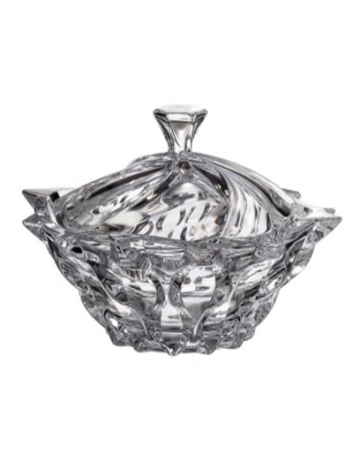 Dóza Samba, bezolovnatý crystalite, průměr 210 mm