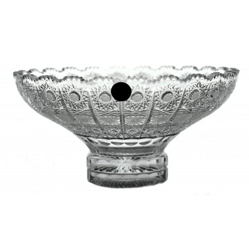 Mísa 500PK II, barva čirý křišťál, průměr 355 mm