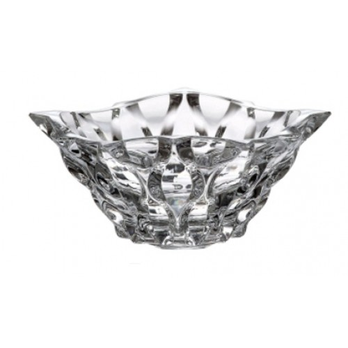 Mísa Samba, bezolovnatý crystalite, průměr 210 mm