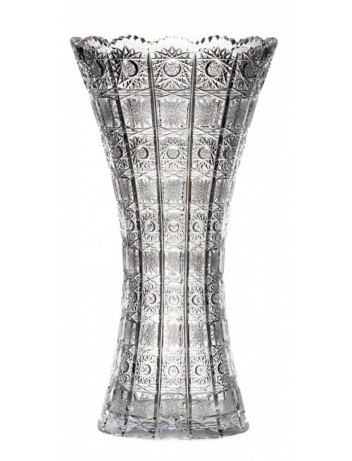 Váza 500PK I, barva čirý křišťál, výška 405 mm