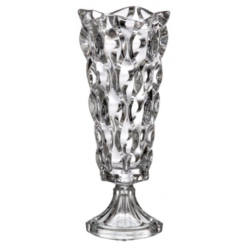 Váza Samba, bezolovnatý crystalite, výška 405 mm