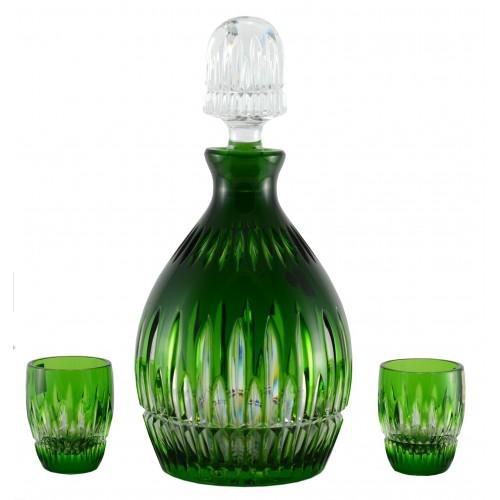 Set Thorn 1+2, barva zelená, objem 700 ml + 50 ml